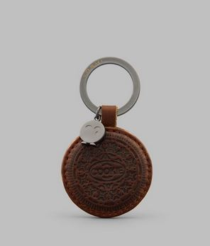 Cookie Biscuit Key Ring - Y By YOSHI