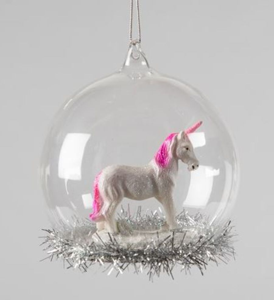 My Little Unicorn Bauble