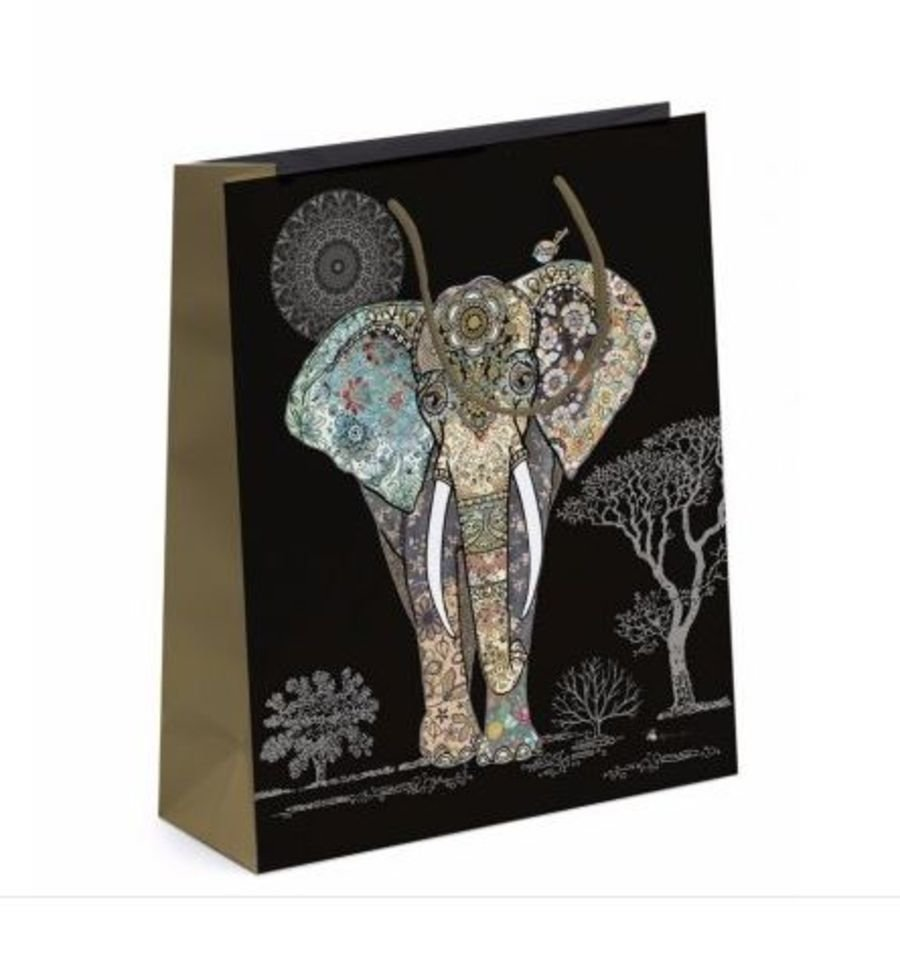 Elephant Gift Bag - Small