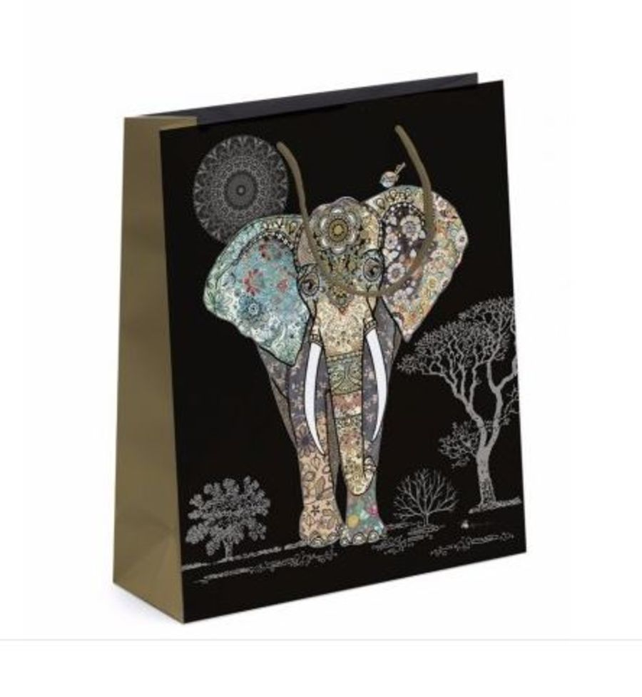 Elephant Gift Bag - Medium
