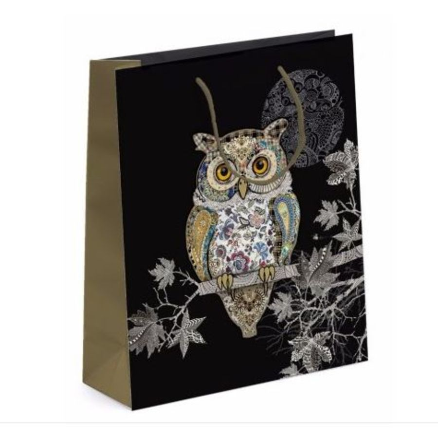 Owl Gift Bag - Small