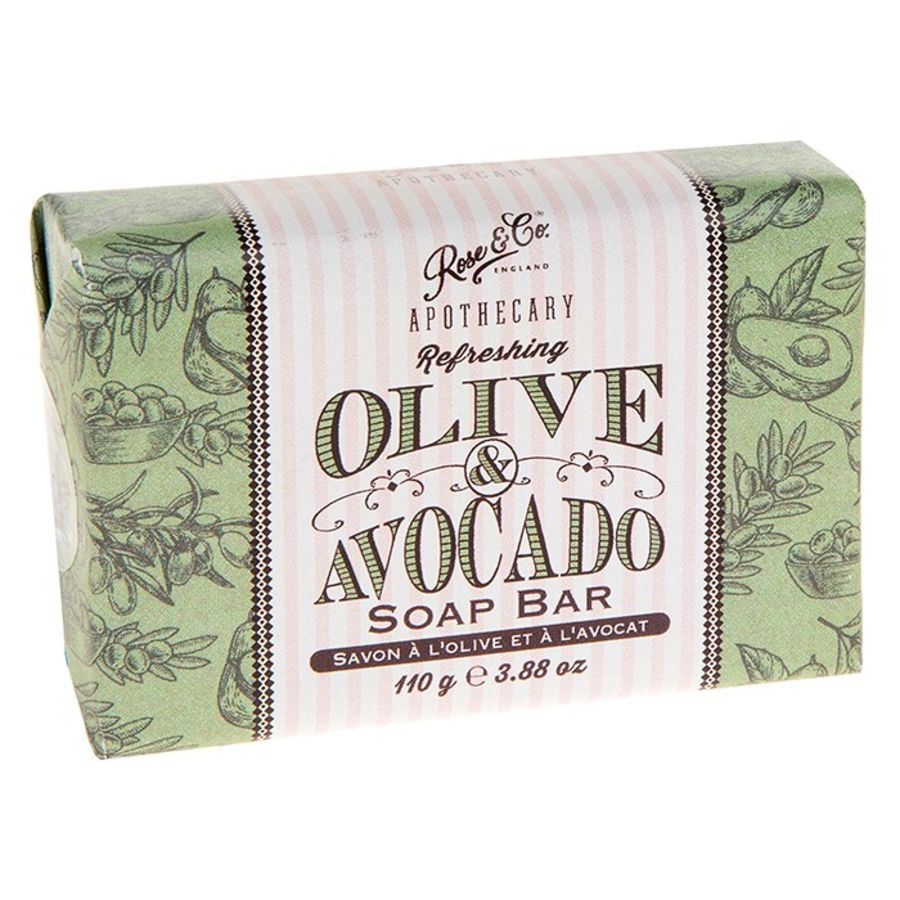 Olive & Avocado Soap Bar