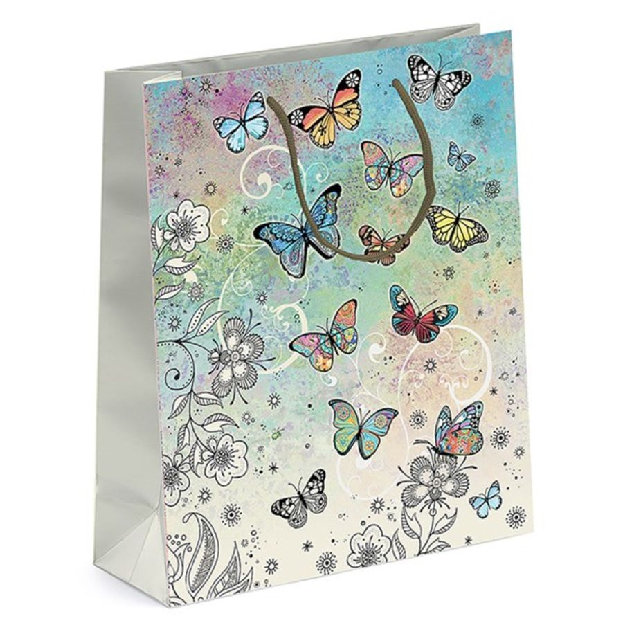 Butterfly Gift Bag - Small