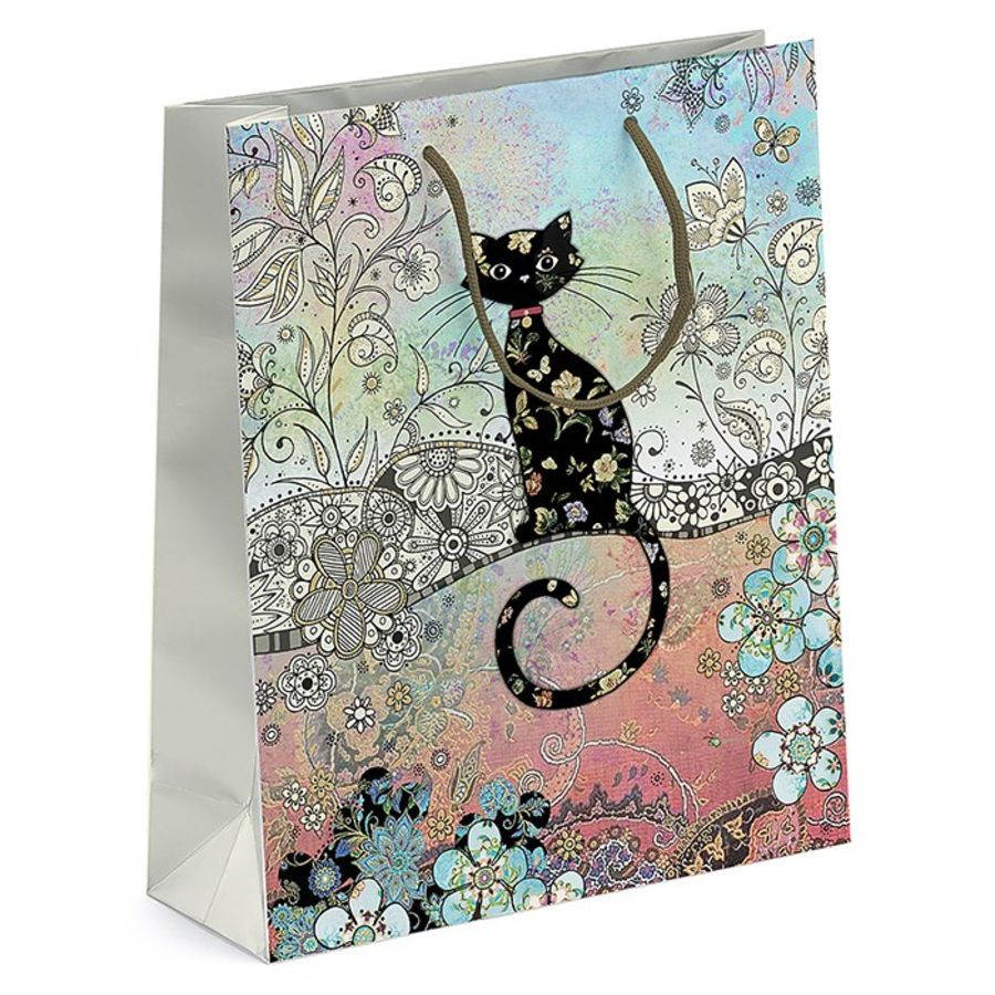 Cat Gift Bag - Small