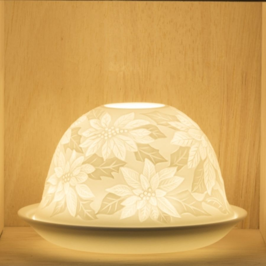 Nordic Lights Candle Shade - Plant