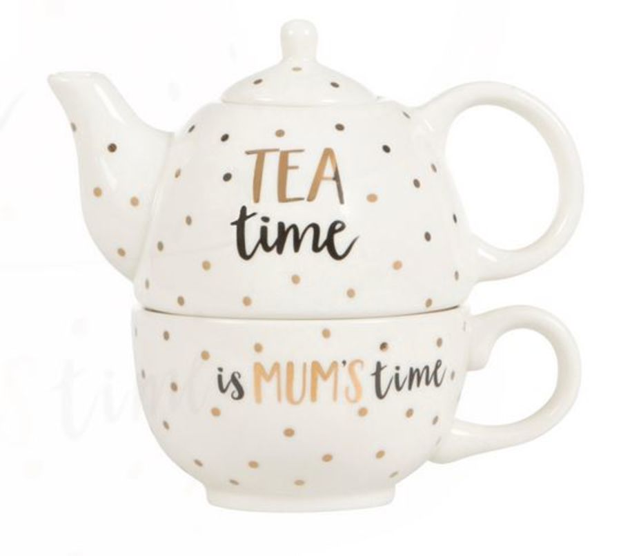 Its MUM's time - Teapot for One