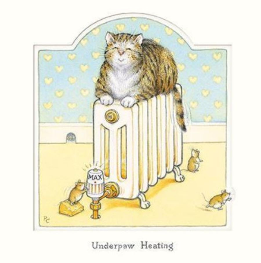 Underpaw Heating