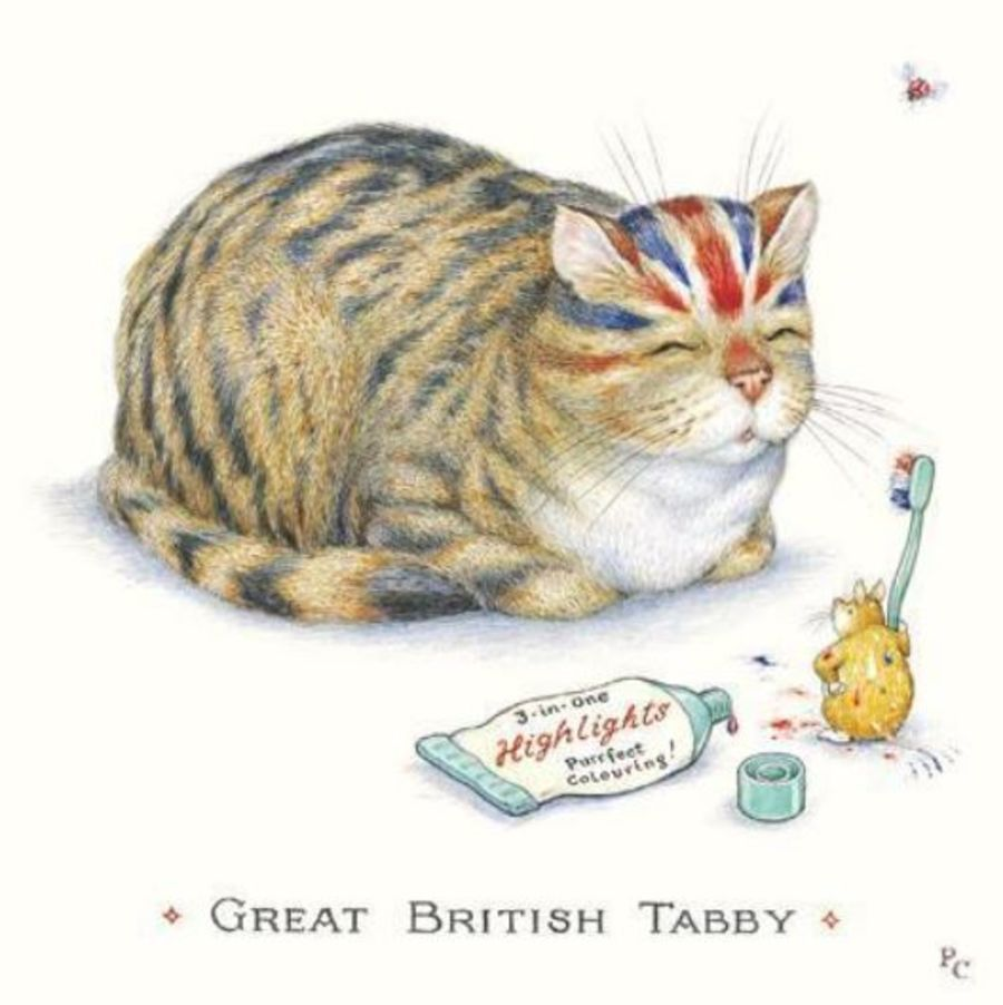 Great British Tabby