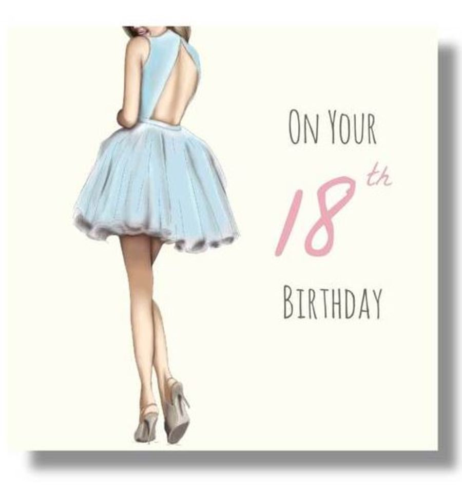 On Your 18th Birthday