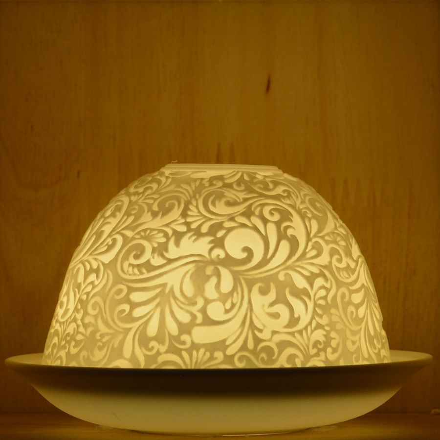 Nordic Lights Candle Shade - Decorative 2