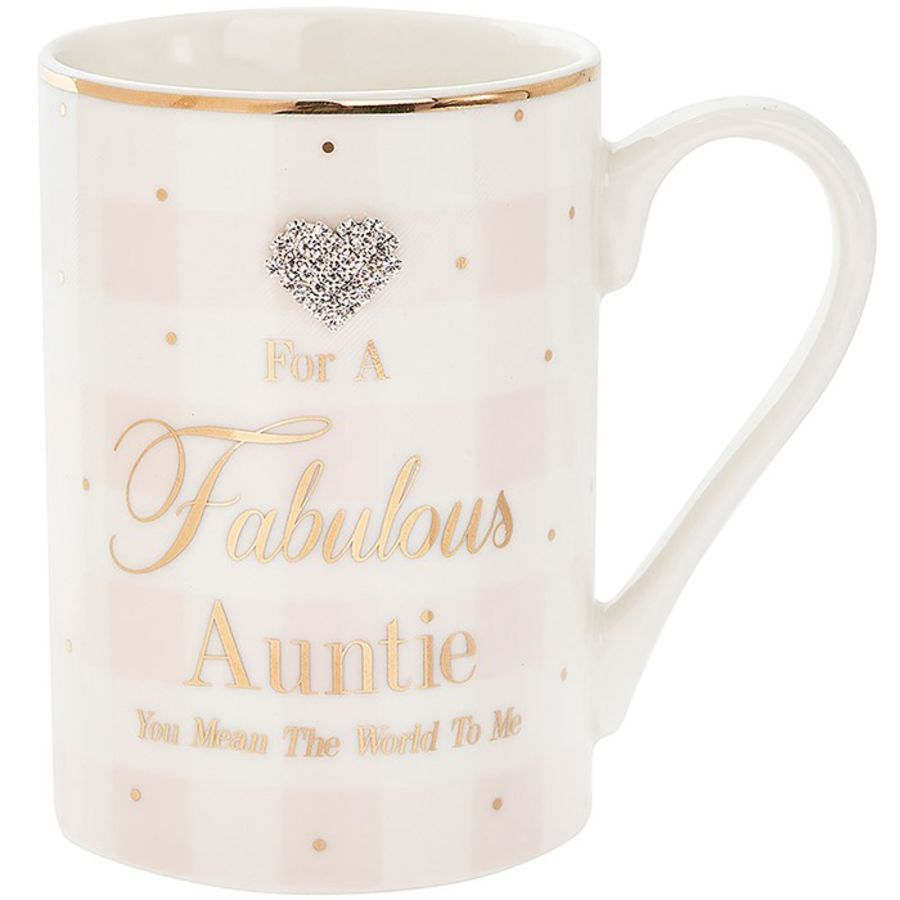 Auntie Mug Mad Dots Collection