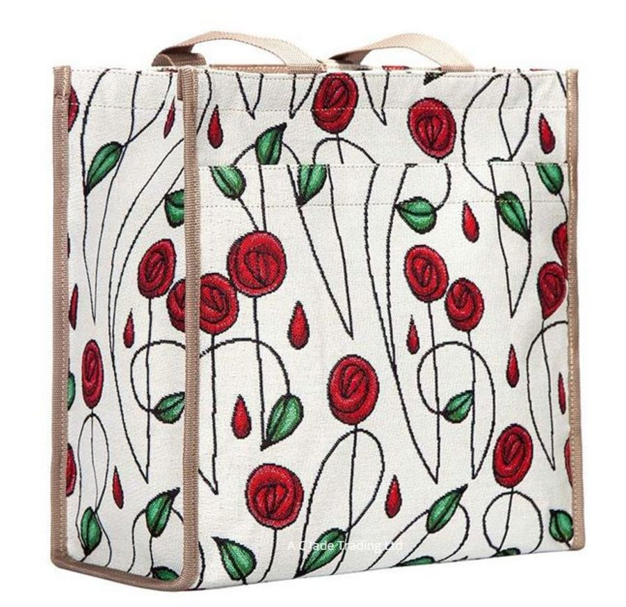 Mackintosh Rose SHOPPER by Signare