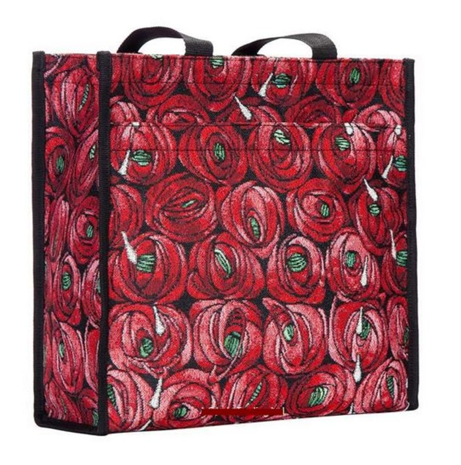 MacIntosh Rose & Teardrop SHOPPER by Signare