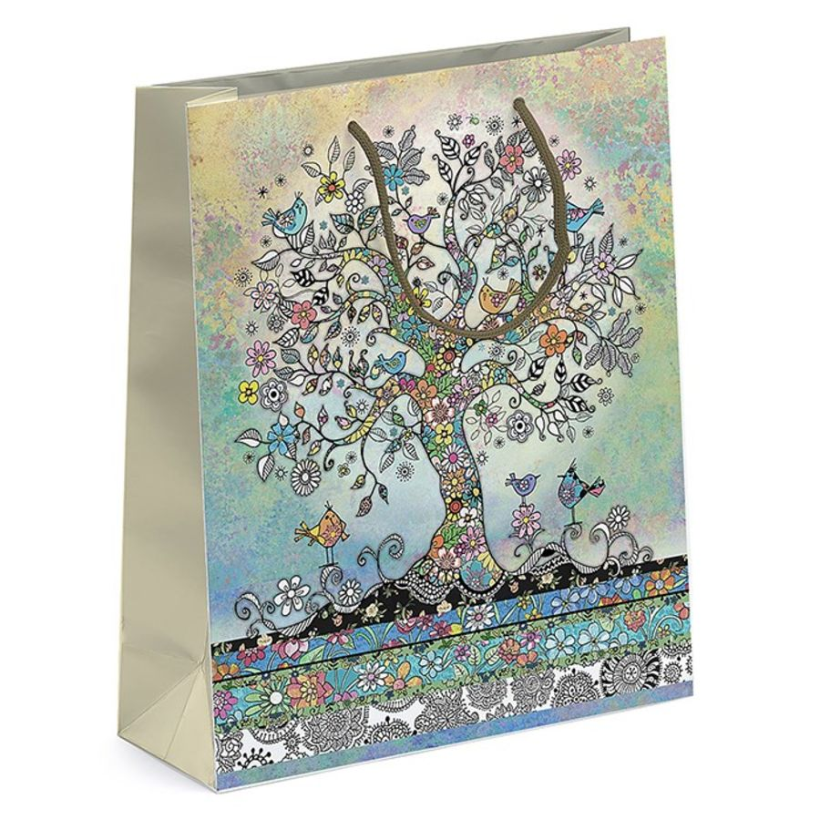 Tree- Medium Gift Bag