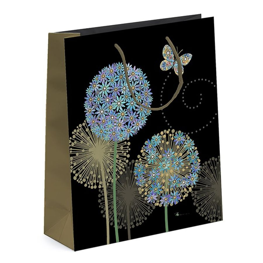 Flower - Small Gift Bag