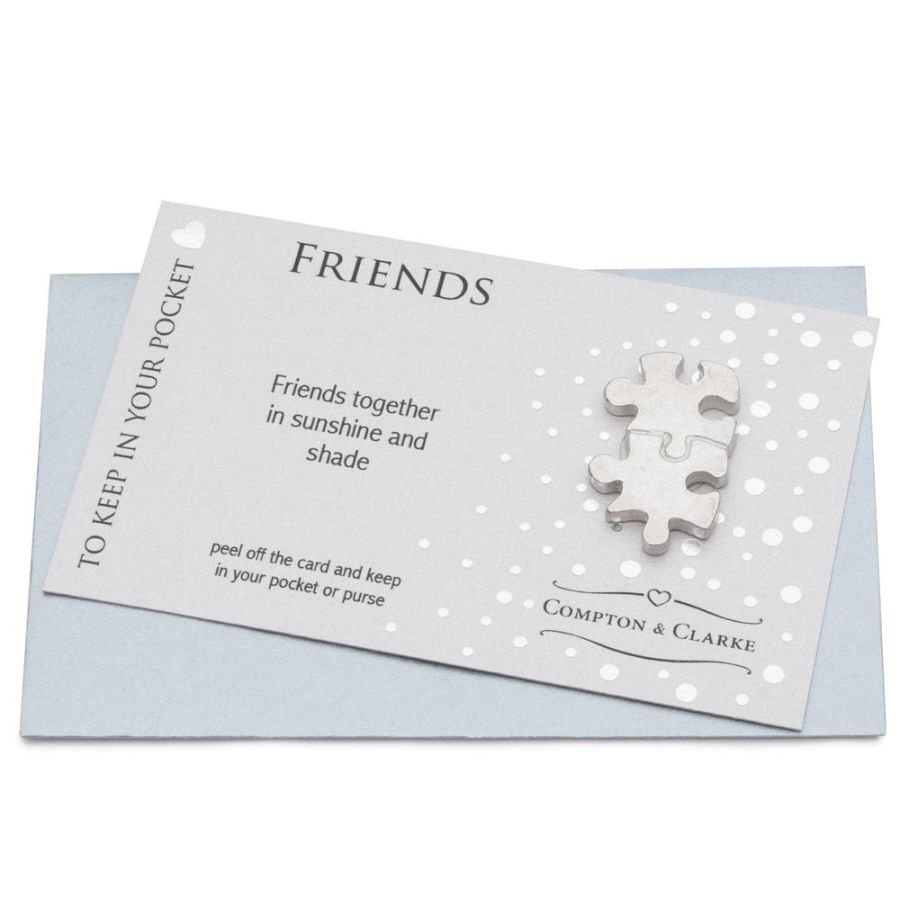 Friends Pocket Charm by Compton & Clarke