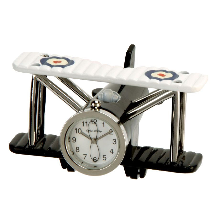 Bi-Plane - Miniature Clock