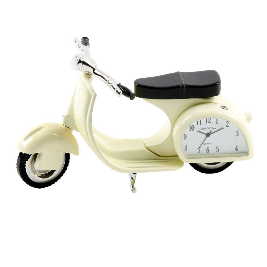 Vespa Miniature Clock