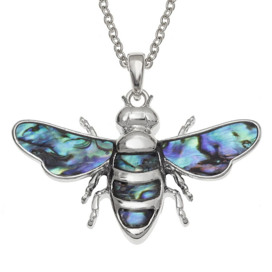Bee Pendant by Tide Jewellery