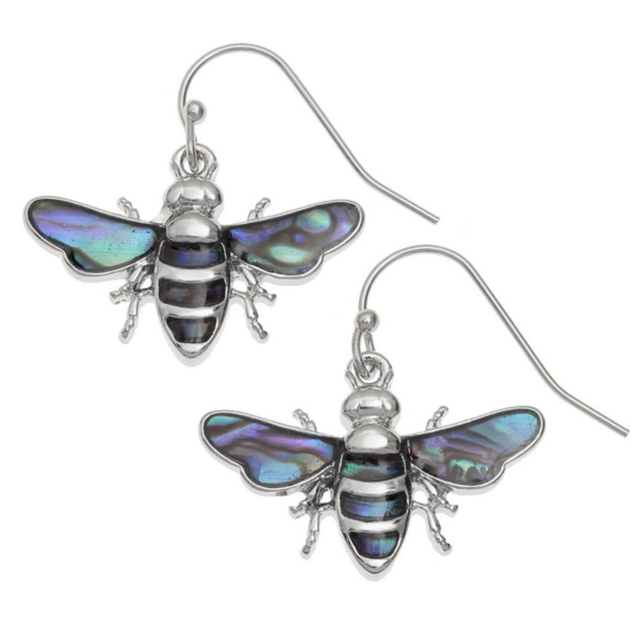 Bee Earrings by Tide Jewellery
