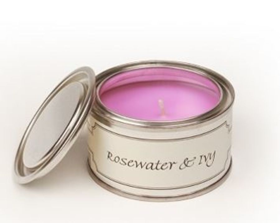 Rosewater & Ivy Pintail Candle