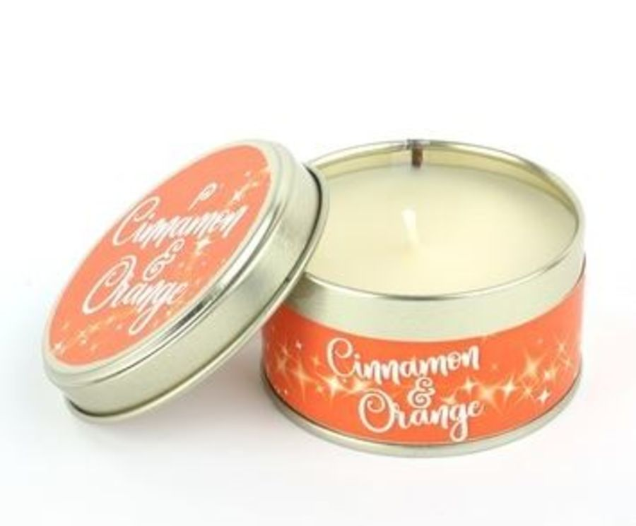 Cinnamon & Orange Scents of Christmas Pintail Candle