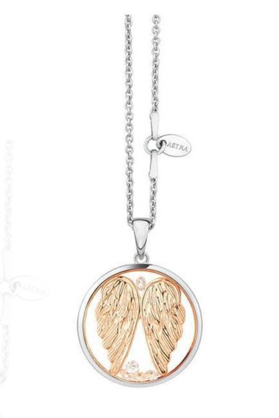 Guardian Silver Pendant  by Astra Jewellery