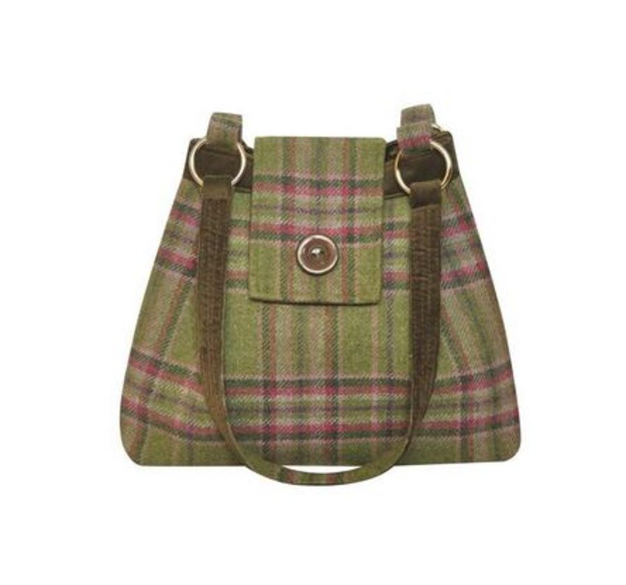 Tweed AVA Bag - MOORLAND