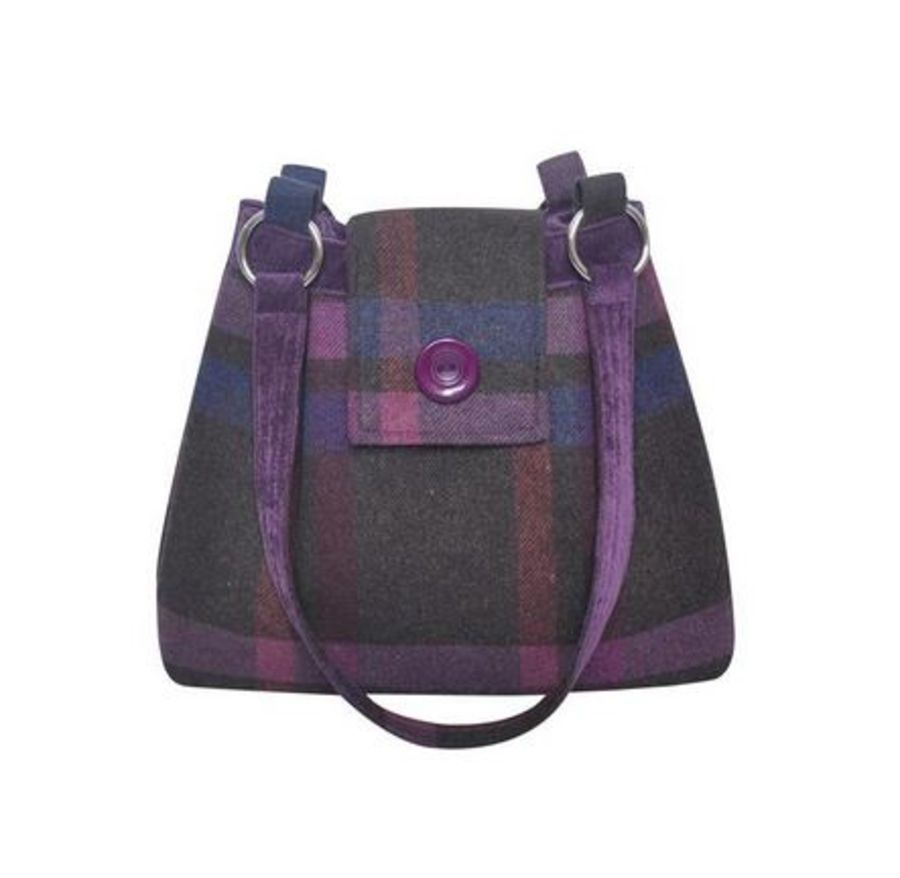 Tweed AVA Bag - MULBERRY