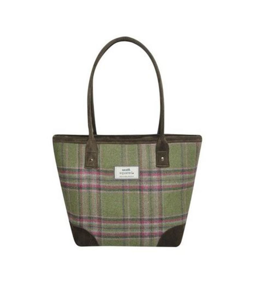 Tweed TOTE Bag - MOORLAND