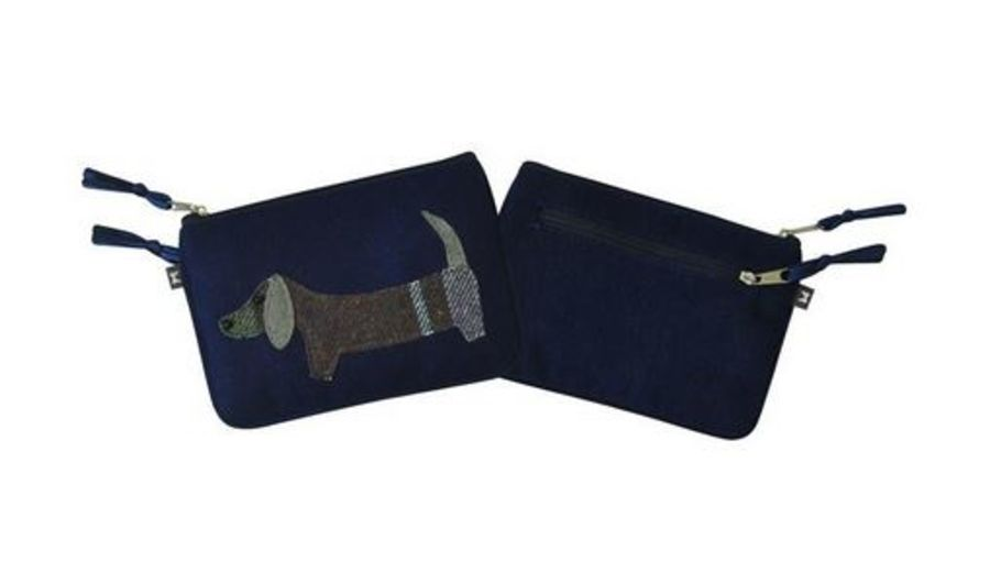 Animal APPLIQUE JULIET Purse - DOG