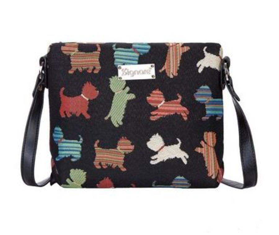 Playful Puppy Cross Body Bag by Signare