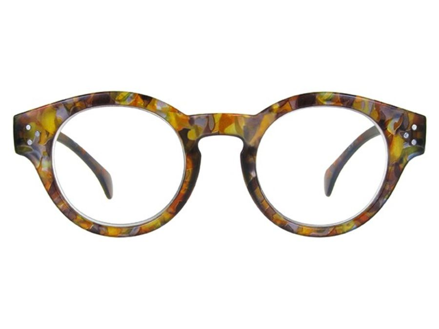 Reading Glasses 'Cassidy' Multi Tortoiseshell by Goodlookers