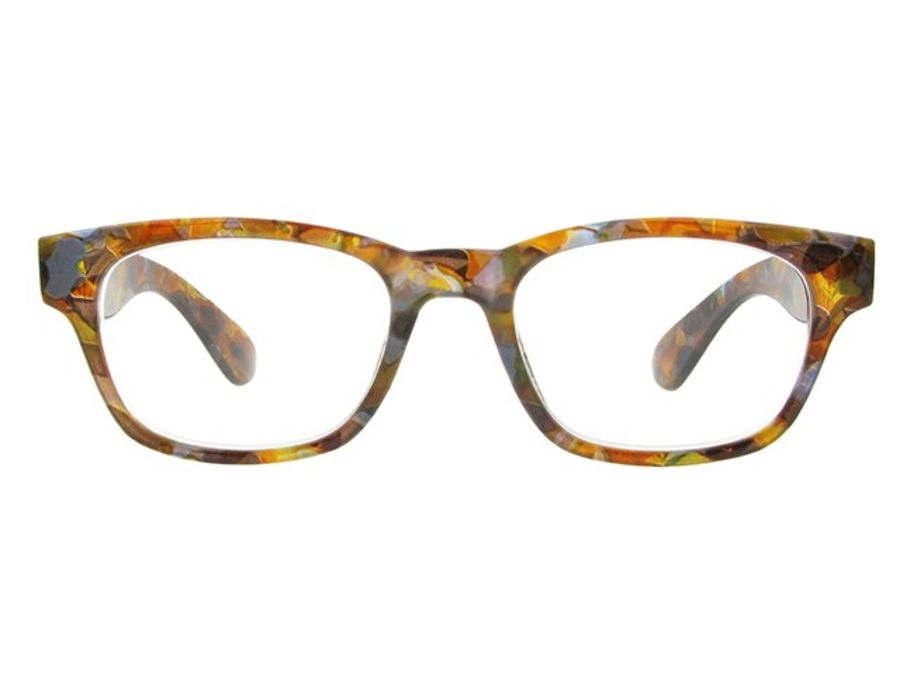 Reading Glasses 'Piper' Multi Tortoiseshell by Goodlookers