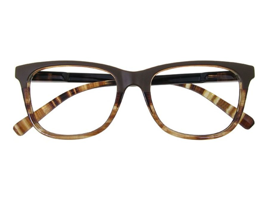 Reading Glasses 'Dulwich' Brown by Goodlookers