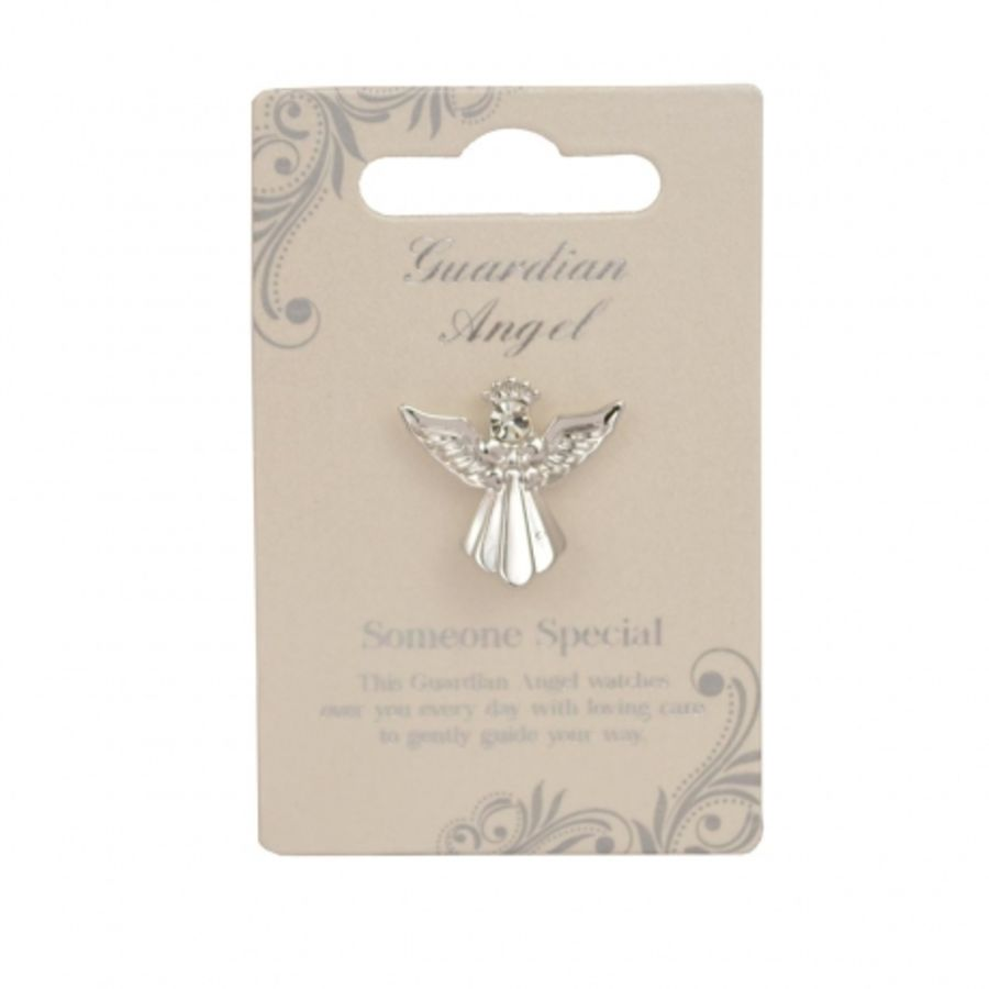 Someone Special Guardian Angel Pin