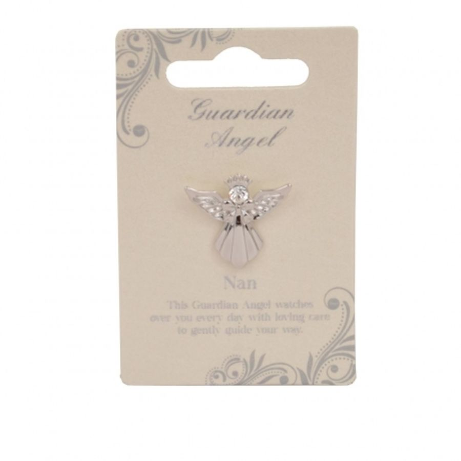 Nan Guardian Angel Pin