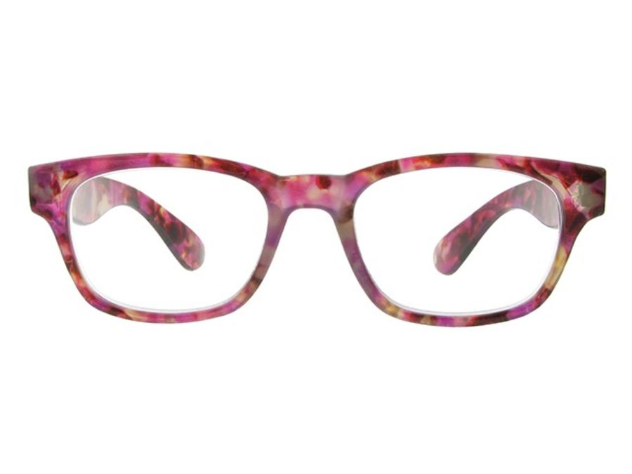 Reading Glasses 'Piper' Purple Tortoiseshell by Goodlookers