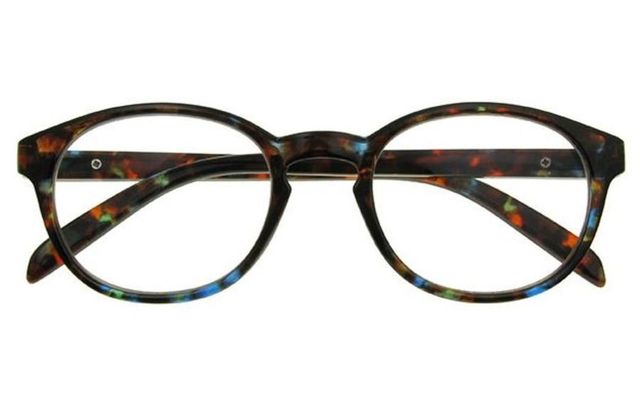 Reading Glasses Kingsbury Multi by Goodlookers