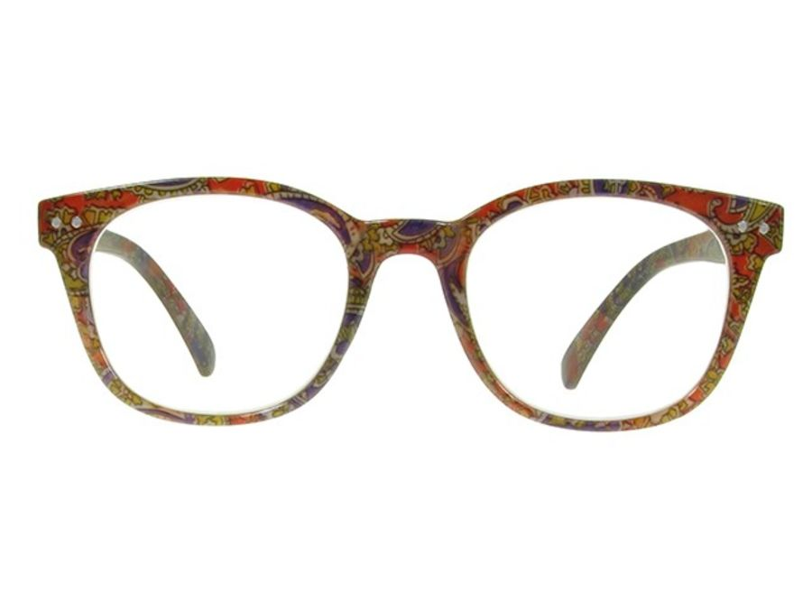 Reading Glasses Juliet Red by Goodlookers