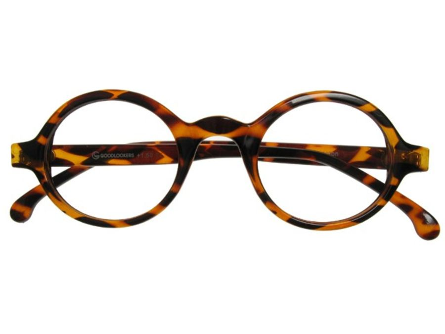 Reading Glasses Kensington Brown by Goodlookers