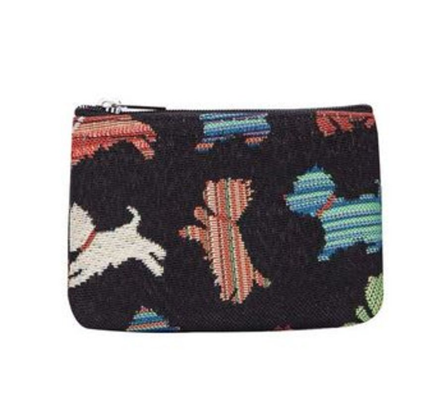 Playful Puppy Zip Coin Purse by Signare