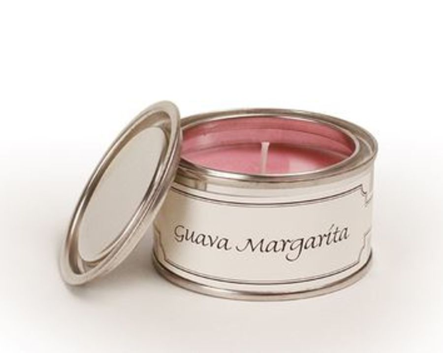 Guava Margarita Pintail Fragranced Tin Candle