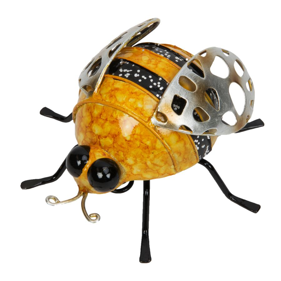 Bumble Bee Metal Decorative Ornament