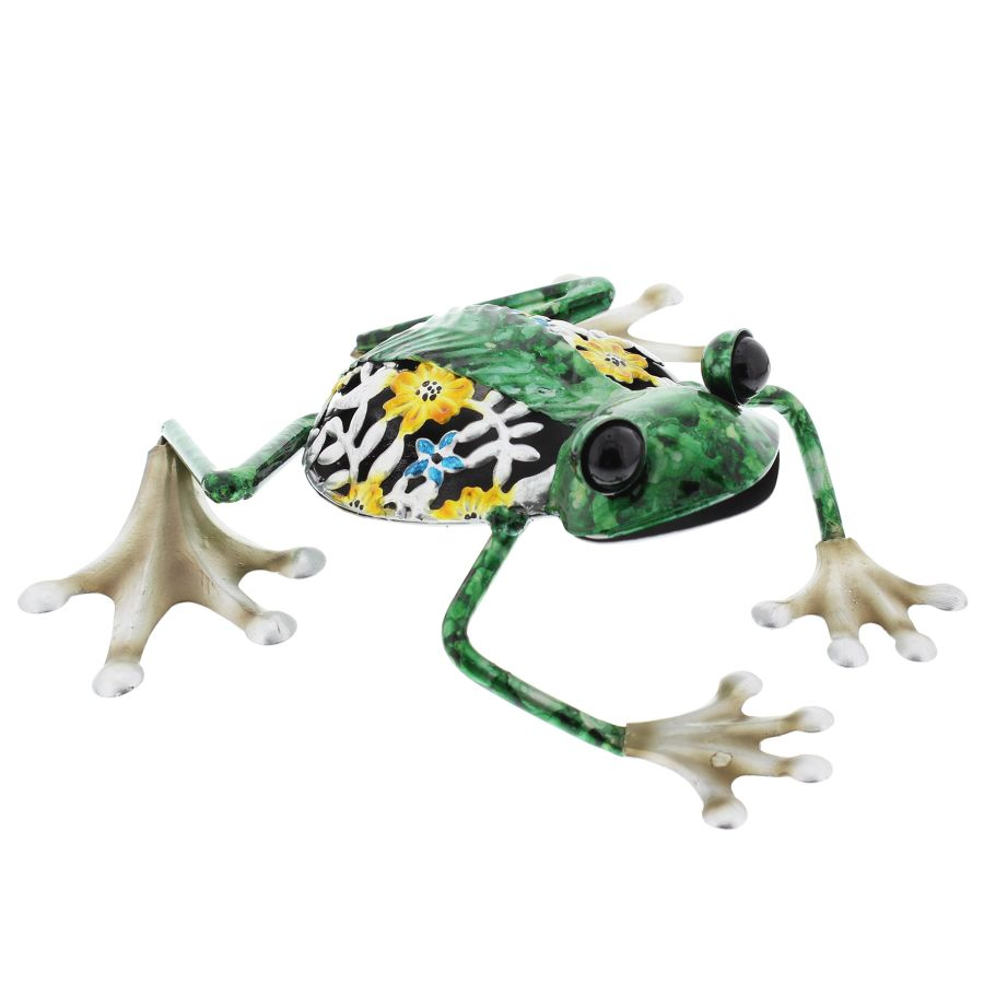 Frog Metal Decorative Ornament