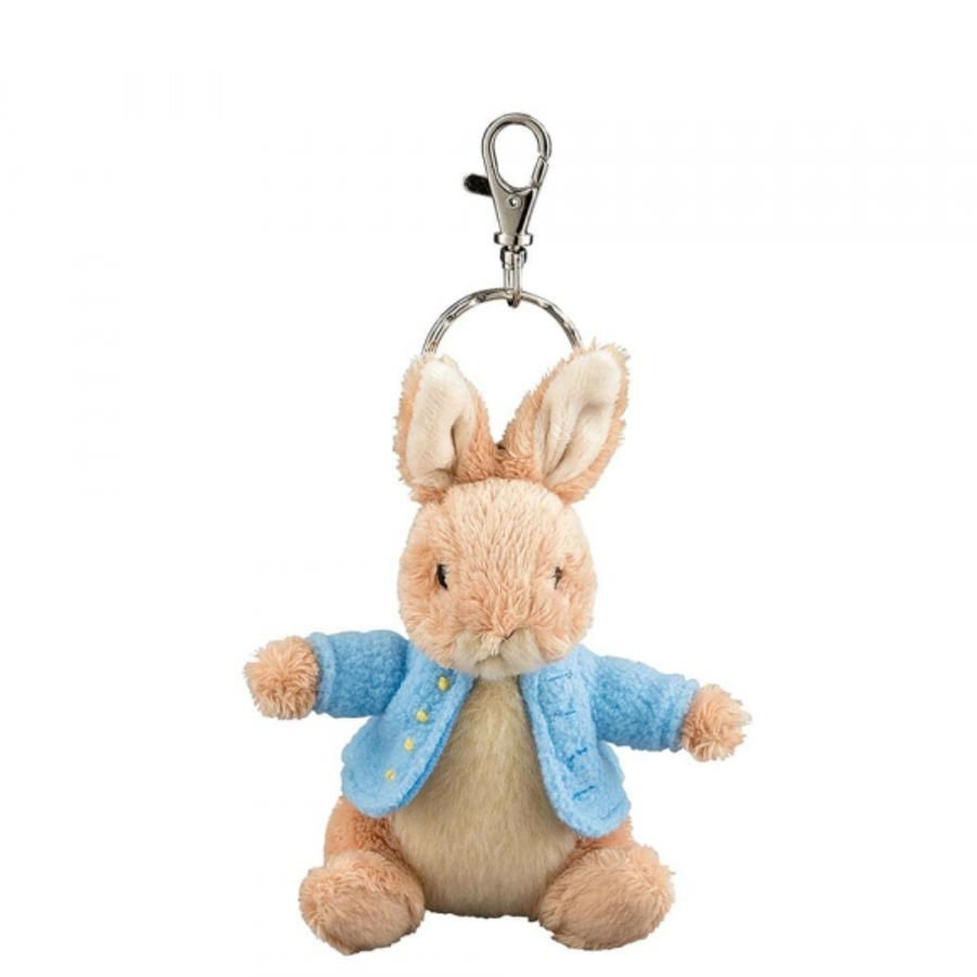 Peter Rabbit Keyring