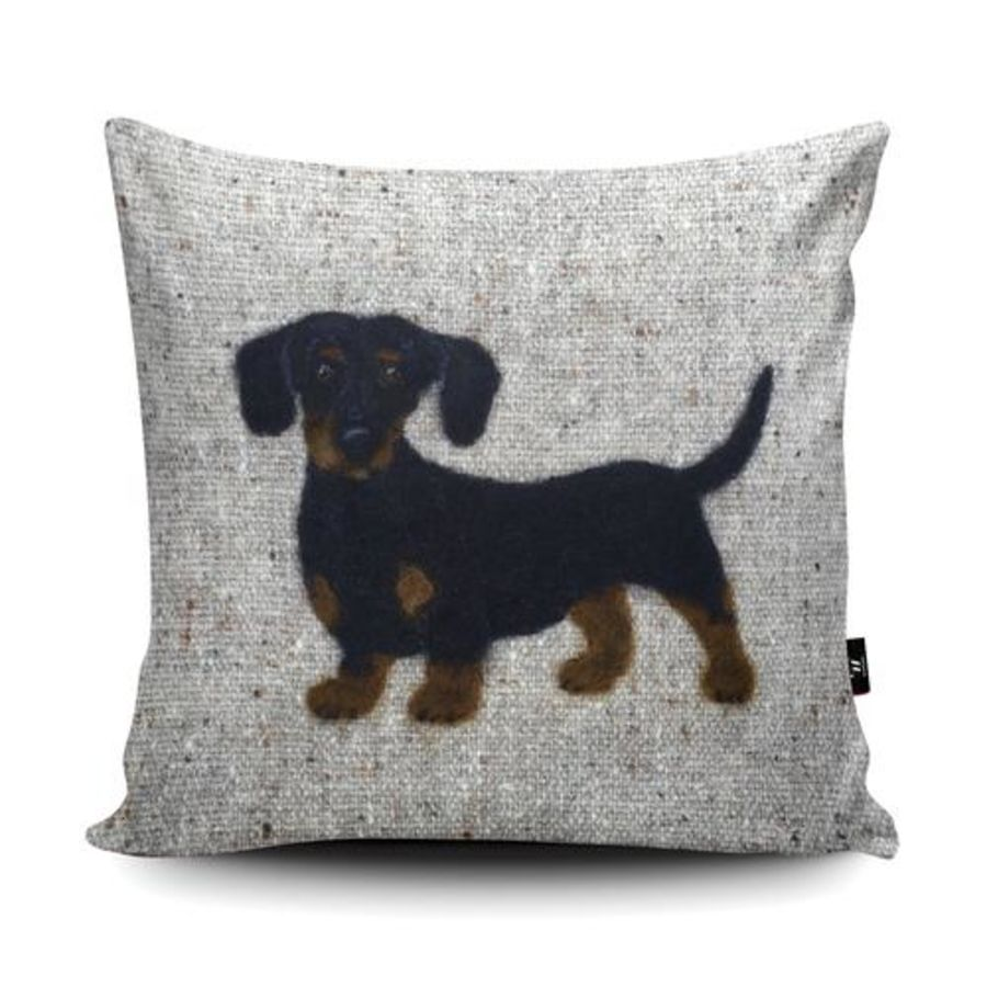 Dachshund Cushion Cover