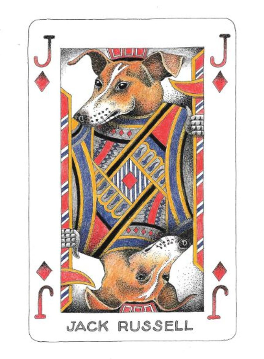 Jack Russell by Simon Drew