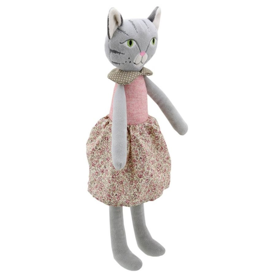 Cat Girl - Wilberry Friends