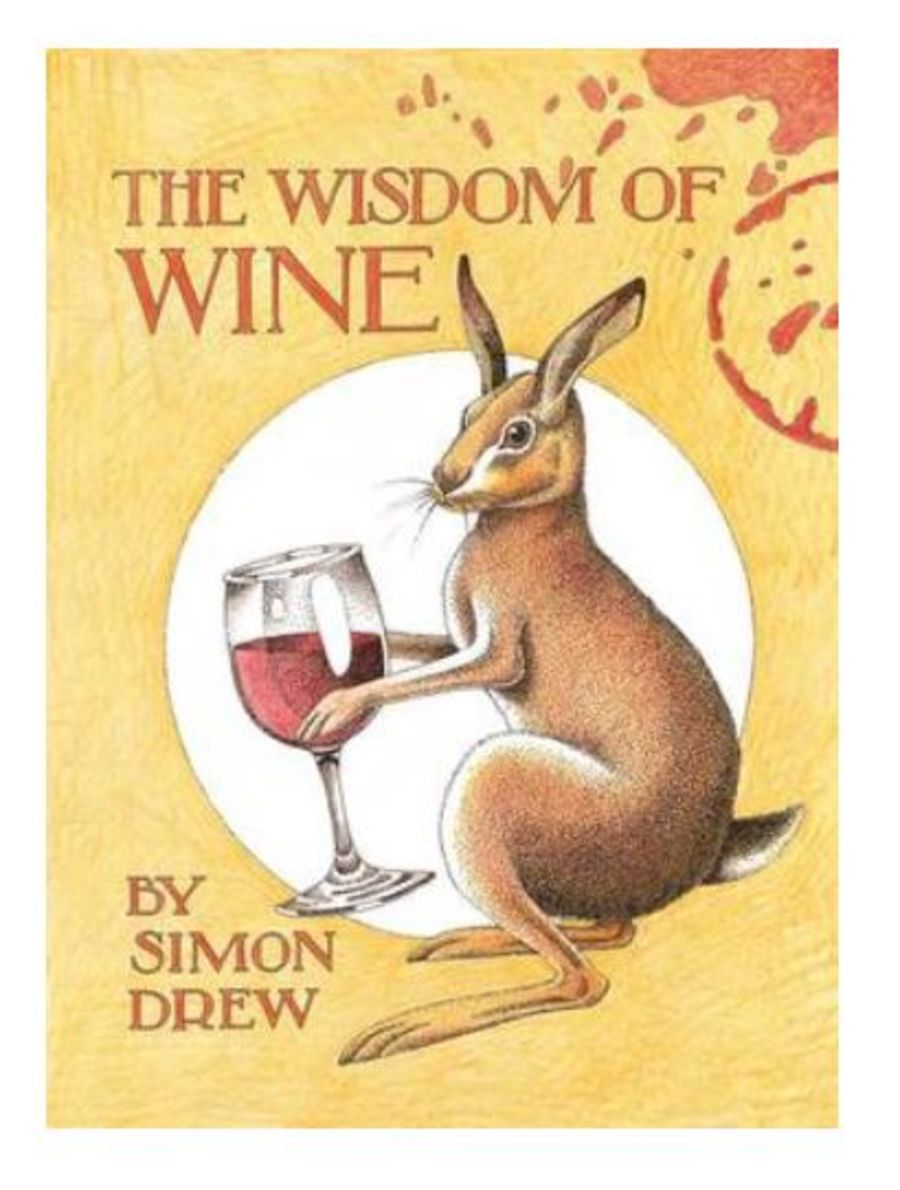 The Wisdom of Wine - by Simon Drew